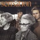 Sensation - Burger Habit - (CD 1994) #6754