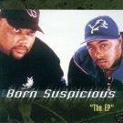 Detroit Playas - Born Suspicious [EP] (CD 1999) #6921