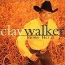 Clay Walker - Rumor Has It (CD 1997) #6885