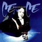 CeCe Peniston - Thought Ya' Knew (CD 1994) #7228