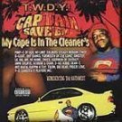 Captaoin Save'Em Cape Is In The Cleaner's CD NEW #8416