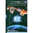 E.T. The Extra-Terrestrial (1996, VHS) VGC! #5242