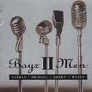 Boyz II Men - Nathan, Michael, Shawn, Wanya CD #11687