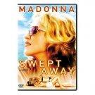 Swept Away (DVD, 1997) MADONNA ws #P7189