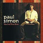 Paul Simon - You're the One CD #11178