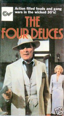The Four Deuces (VHS) Jack Palance #5246