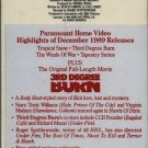 3rd Degree Burn  VHS SCREENER NEW! #2604