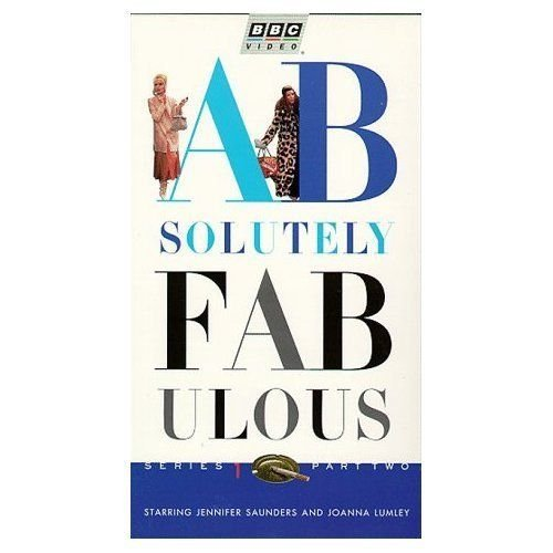Absolutely Fabulous - Set 1, Pt. 2 (1995, VHS) #1886