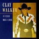 Clay Walker - If I Could Make a Living (CD 1994) #10948