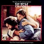 Rush - Original Soundtrack (CD 1992) #8940