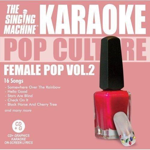 Pop Culture - Female Pop, Vol. 2 CD NEW! #12099