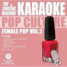 Pop Culture - Female Pop, Vol. 2 CD NEW! #12099