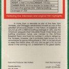 Joe Dimaggio Video Baseball Card VHS NEW! #920