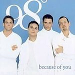 98 Degrees - Because of You [Single] CD #10936