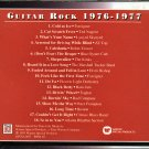GUIITAR ROCK - 1976-1977 - TIME-LIFE CD #7410