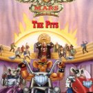 Biker Mice From Mars - The Pits (1994, VHS) #2906