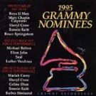 1995 Grammy Nominees - Various Artists (CD 1995) #11601