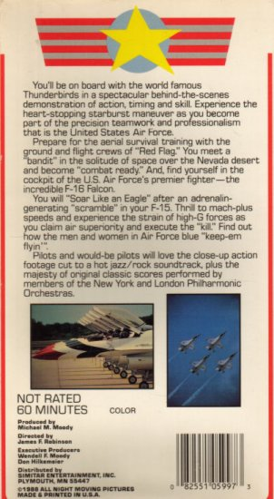 Top Gun Jets 2 VHS GREAT ACTION! #3108