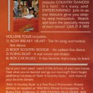 Doin It Country Style Vol. 4 - VHS VGC! #2147