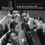 Dixie Hummingbirds Thank You One More Day CD NEW #11829