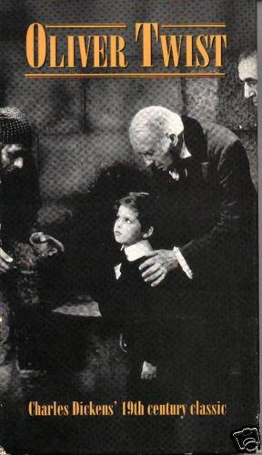 Oliver Twist (VHS) 1933 Dickie Moore #996