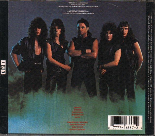 Queensrÿche - The Warning CD #9387