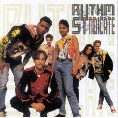 Rhythm Syndicate - Rhythm Syndicate (CD 1991) #9698