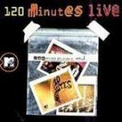 MTV 120 Minutes Live - Various Artists (CD 1998) #8076