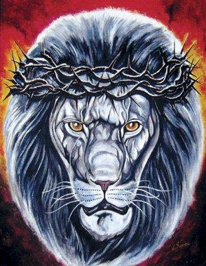 """Passion of Judah"""