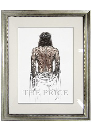 The Price - {Frame Art}