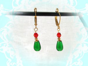 Howl's Moving Castle - Wizard earrings costume accessory