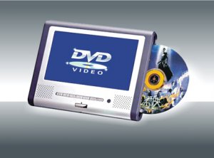 8.4'' Protalbe Dvd Player