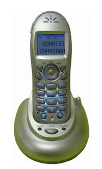 Wireless Skype phone(2.4GHz)