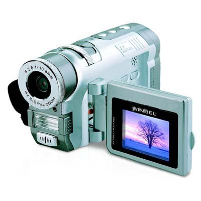 Video Camera(3.1 mega pixels, 16MB)