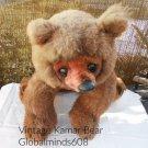 Vintage Large Teddy Moon Bear 30 Kamar 60/70 Huggable Beautiful Valentine #60196