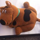 Scooby-Doo Plush pillow by Cartoon Network  smiley dog stuffed animal Rare