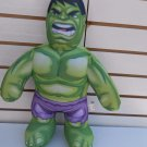 Incredible Hulk Talking Plush stuffed toy Action Figure Marvel
