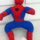 """Spider-Man Plush Marvel Kelly Toys 12""""  2004 With Tush Tag"""