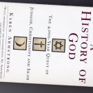 A History of God by Karen Amstrong