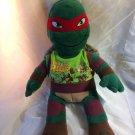 BAB Nickelodeon Ninja Turtle Raphael Changes face plus bonus Who Pizza Shirt