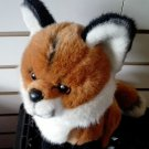 Red Fox Plush stuffed animal by Forest Young Cuddling Soft Pet Toy