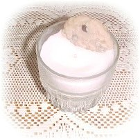 Chocolate Chip Dunker Gel Candle