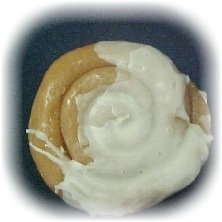 Cinnamon Bun Gel Candle