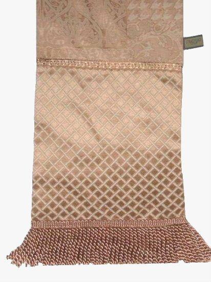 Stratford Home Brown Table Runner