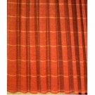 Red Explosion Fabric Shower Curtain