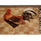Country Rooster Placemats Set