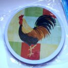 Rooster Stove Range Burner Covers Set