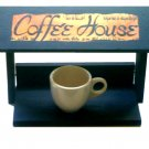 Coffee Bar Storage Box Coffee House Decoration