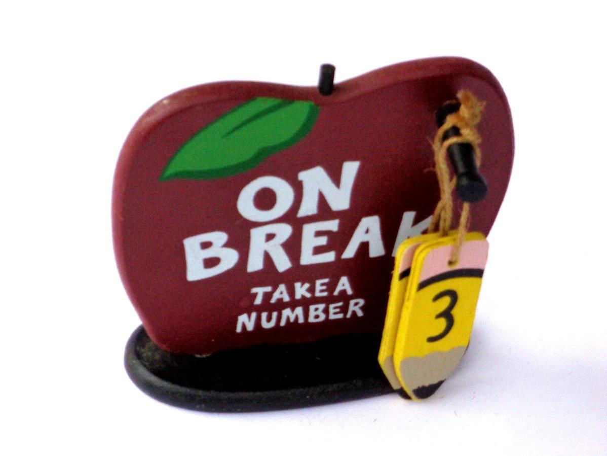 Apple Kitchen Sign