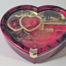 Musical Jewelry Box Heart Shaped Valentine's Day Gift